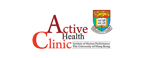 Active Health Clinic Institute of Human Performance HKU Logo