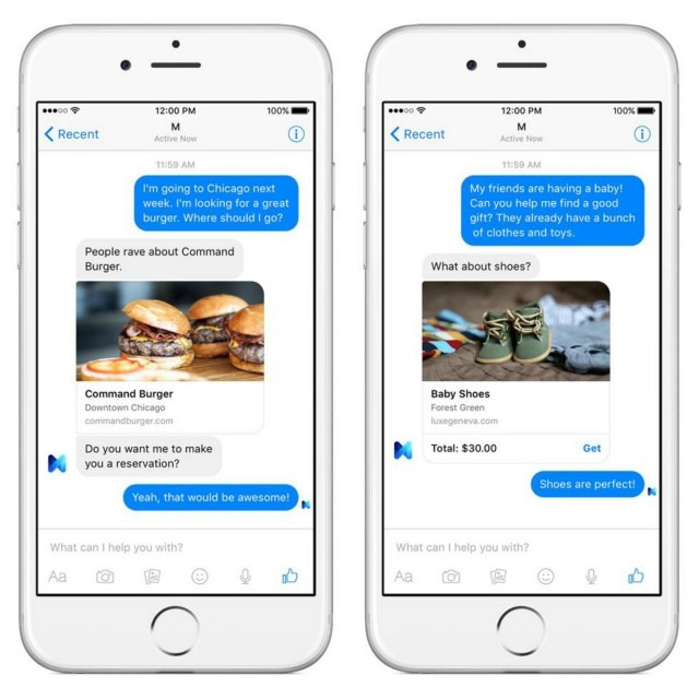 Facebook Messenger 應用程式