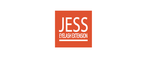 Jess Professional Eyelash Extension Logo