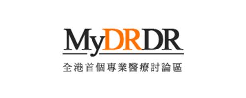 MyDRDR.com Limited Logo