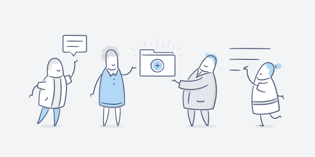 Dropbox introducing a new team feature